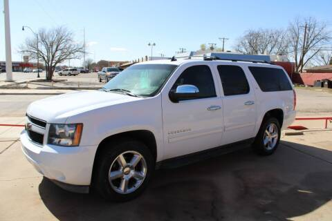 2011 Chevrolet Suburban for sale at KD Motors in Lubbock TX
