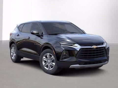 2021 Chevrolet Blazer for sale at Jimmys Car Deals at Feldman Chevrolet of Livonia in Livonia MI