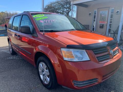 2008 Dodge Grand Caravan for sale at G & G Auto Sales in Steubenville OH