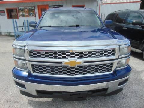 2014 Chevrolet Silverado 1500 for sale at Payday Motor Sales in Lakeland FL