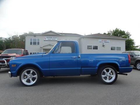 1968 Chevrolet C/K 10 Series for sale at SOUTHERN SELECT AUTO SALES in Medina OH