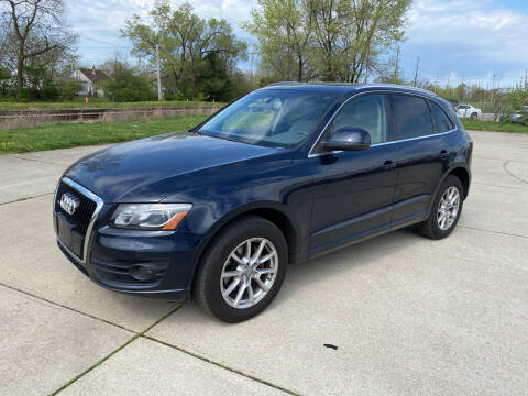 2009 Audi Q5 for sale at Mr. Auto in Hamilton OH