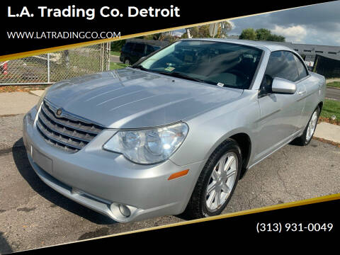2008 Chrysler Sebring for sale at L.A. Trading Co. Woodhaven - L.A. Trading Co. Detroit in Detroit MI
