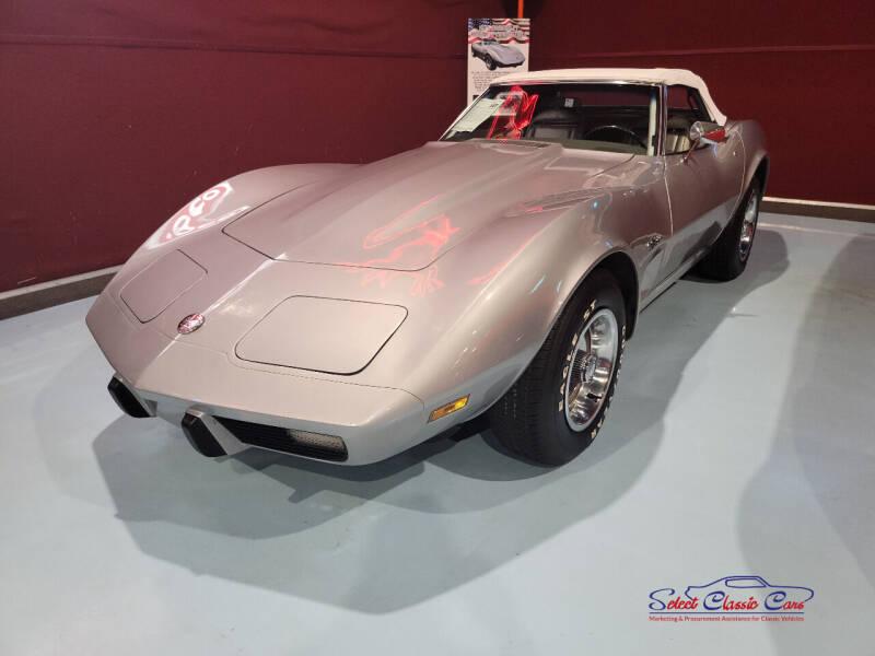 1975 Chevrolet Corvette for sale at SelectClassicCars.com in Hiram GA