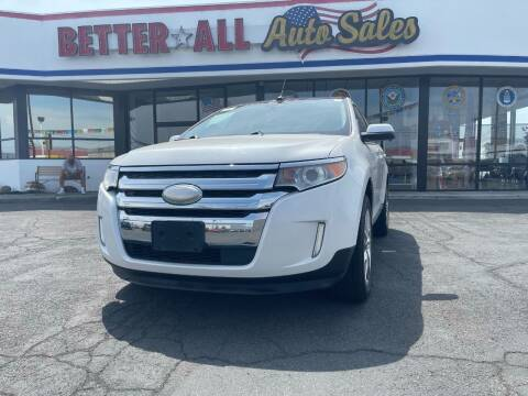 2011 Ford Edge for sale at Better All Auto Sales in Yakima WA
