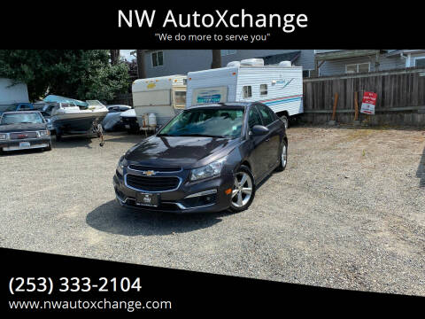 2016 Chevrolet Cruze Limited for sale at NW AutoXchange in Auburn WA
