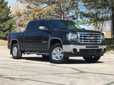 2009 GMC Sierra 1500 for sale at Used Cars and Trucks For Less in Millcreek UT