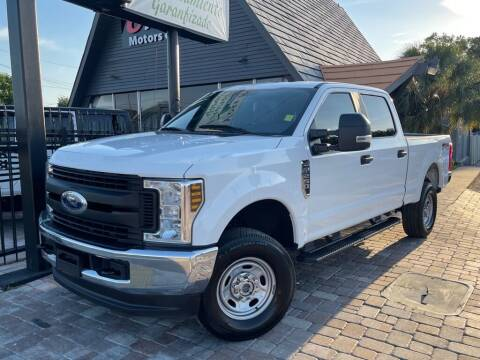 2018 Ford F-250 Super Duty for sale at Unique Motors of Tampa in Tampa FL