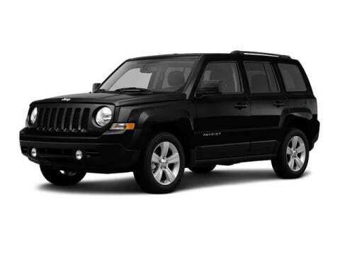 2016 Jeep Patriot for sale at Mann Chrysler Dodge Jeep of Richmond in Richmond KY