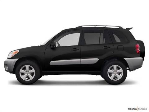 2005 Toyota RAV4 for sale at Jamerson Auto Sales in Anderson IN