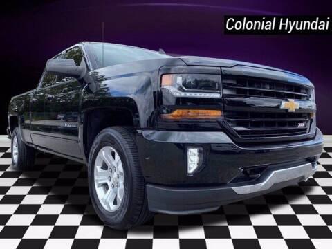 2016 Chevrolet Silverado 1500 for sale at Colonial Hyundai in Downingtown PA