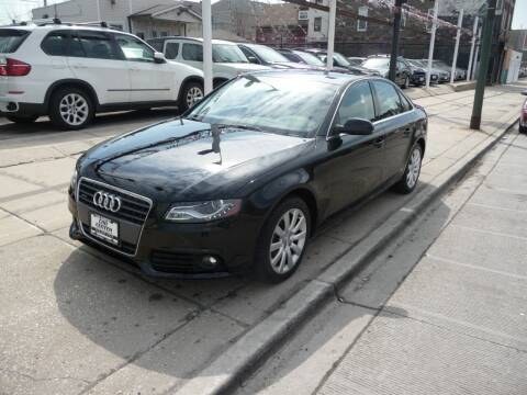 2011 Audi A4 for sale at CAR CENTER INC in Chicago IL