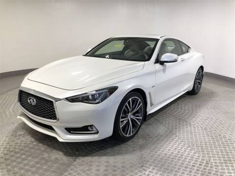 2017 Infiniti Q60 for sale at Cj king of car loans/JJ's Best Auto Sales in Troy MI
