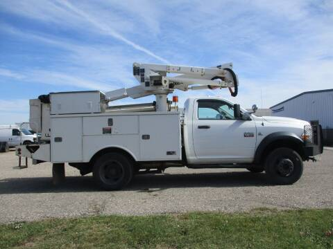2011 Dodge 5500 for sale at Grand Valley Motors in West Fargo ND