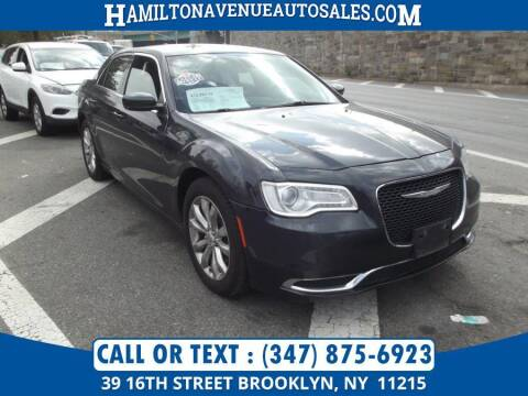 2016 Chrysler 300 for sale at Hamilton Avenue Auto Sales in Brooklyn NY
