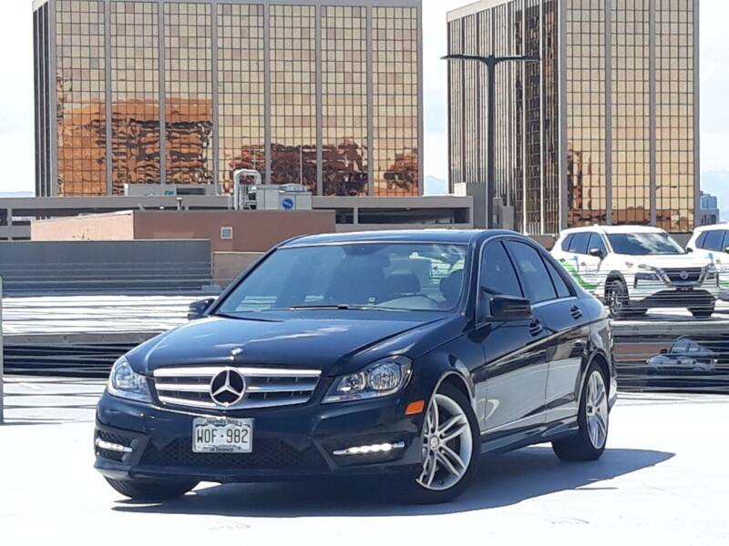 2013 Mercedes-Benz C-Class for sale at Pammi Motors in Glendale CO