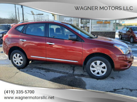 2014 Nissan Rogue Select for sale at Wagner Motors LLC in Wauseon OH