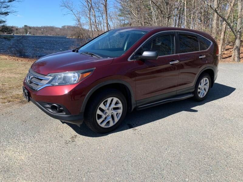 2014 Honda CR-V for sale at Elite Pre-Owned Auto in Peabody MA