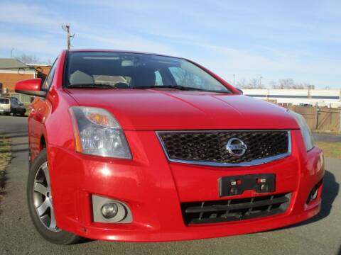 2012 Nissan Sentra for sale at A+ Motors LLC in Leesburg VA