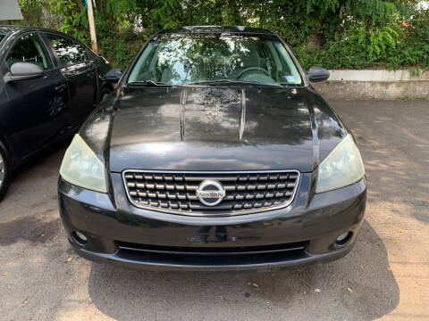 2006 Nissan Altima for sale at New Plainfield Auto Sales in Plainfield NJ
