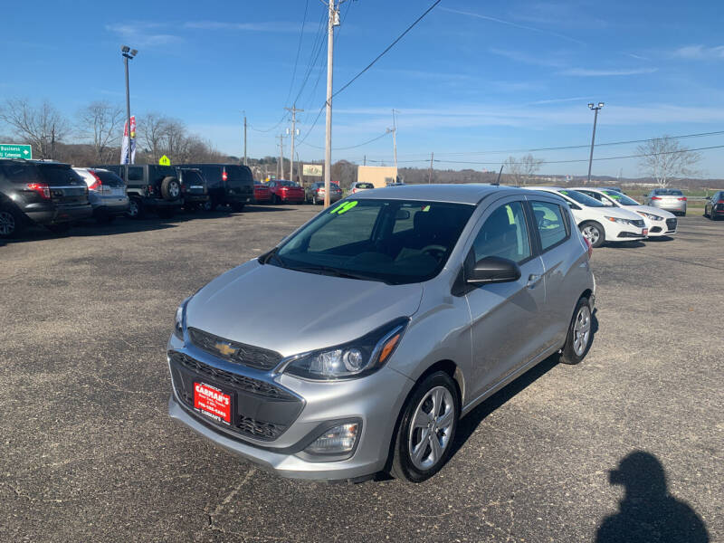 2019 Chevrolet Spark for sale at Carmans Used Cars & Trucks in Jackson OH