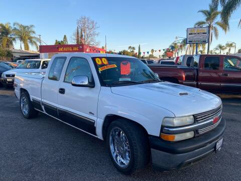 2000 Chevrolet Silverado 1500 for sale at 3K Auto in Escondido CA