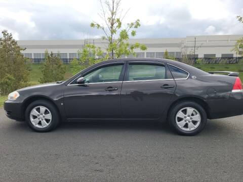 2008 Chevrolet Impala for sale at Dulles Motorsports in Dulles VA