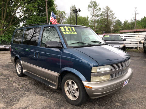2003 Chevrolet Astro for sale at Klein on Vine in Cincinnati OH