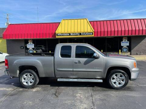 2013 GMC Sierra 1500 for sale at Affordable Mobility Solutions, LLC in Wichita KS