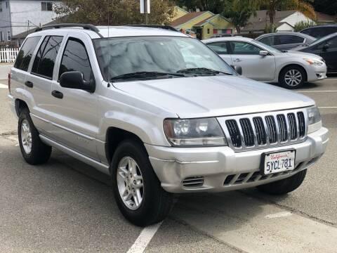2003 Jeep Grand Cherokee for sale at JENIN MOTORS in Hayward CA