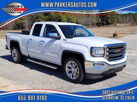2017 GMC Sierra 1500 for sale at Parker's Used Cars in Blenheim SC