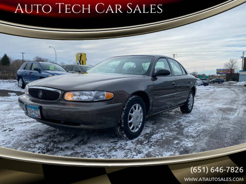 2003 Buick Century for sale at Auto Tech Car Sales in Saint Paul MN