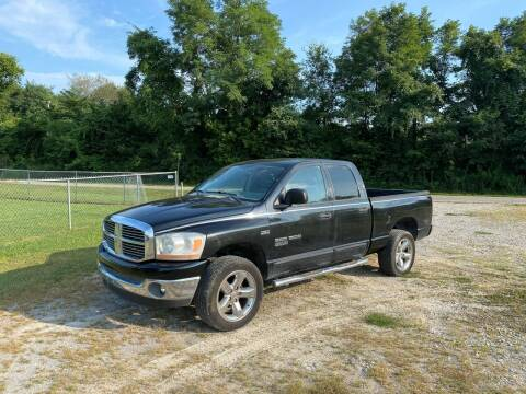 2006 Dodge Ram Pickup 1500 for sale at Tennessee Valley Wholesale Autos LLC in Huntsville AL