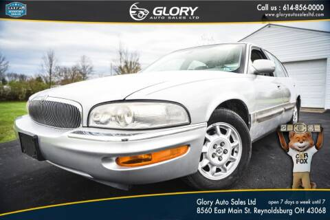 2001 Buick Park Avenue for sale at Glory Auto Sales LTD in Reynoldsburg OH