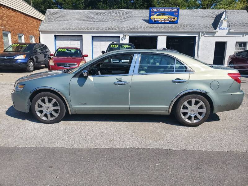 2008 Lincoln MKZ for sale at Street Side Auto Sales in Independence MO
