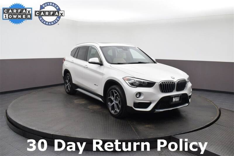 2017 BMW X1 for sale at M & I Imports in Highland Park IL