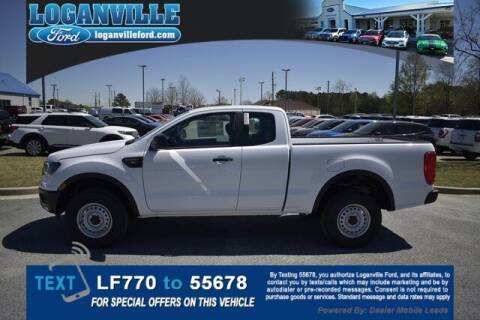 2021 Ford Ranger for sale at Loganville Quick Lane and Tire Center in Loganville GA