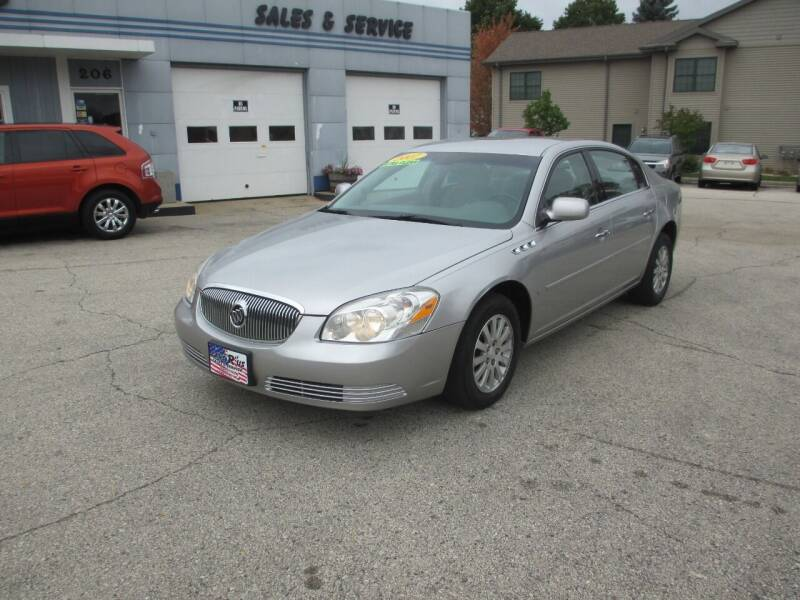 2007 Buick Lucerne for sale at Cars R Us Sales & Service llc in Fond Du Lac WI