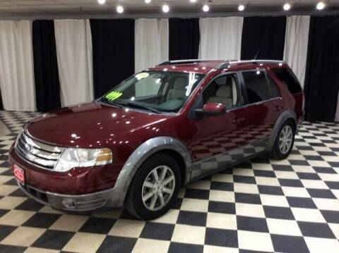 2008 Ford Taurus X for sale at Cj king of car loans/JJ's Best Auto Sales in Troy MI