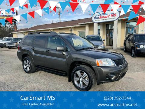 2010 Mitsubishi Endeavor for sale at CarSmart MS in Diberville MS
