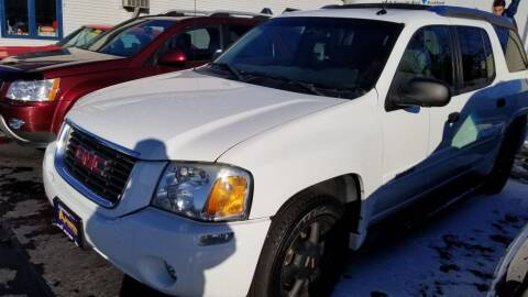 2004 GMC Envoy XUV for sale at Advantage Auto Sales & Imports Inc in Loves Park IL