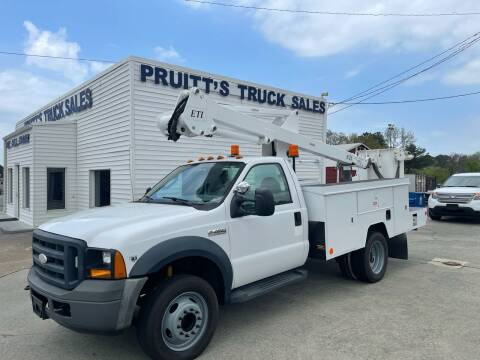 2006 Ford F-450 Super Duty for sale at Pruitt's Truck Sales in Marietta GA