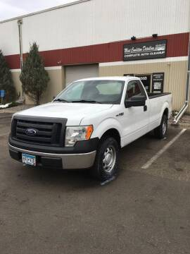 2010 Ford F-150 for sale at Specialty Auto Wholesalers Inc in Eden Prairie MN