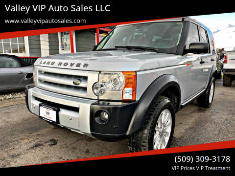 2008 Land Rover LR3 for sale at Valley VIP Auto Sales LLC in Spokane Valley WA