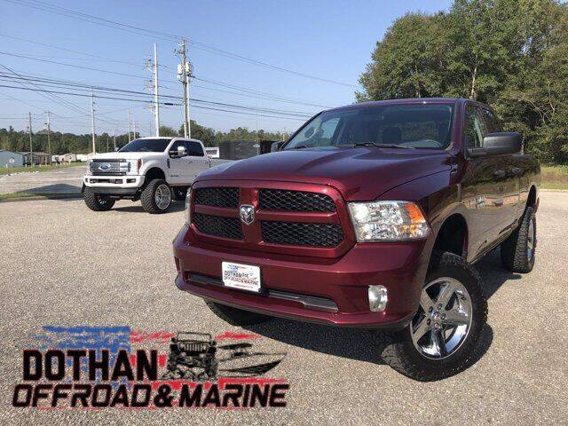 2017 RAM Ram Pickup 1500 for sale at Dothan OffRoad And Marine in Dothan AL
