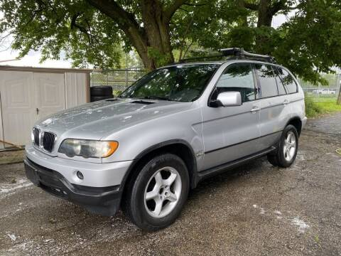 2001 BMW X5 for sale at Queen City Classics in West Chester OH