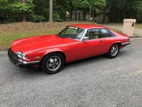 1983 Jaguar XJS for sale at Classic Car Deals in Cadillac MI