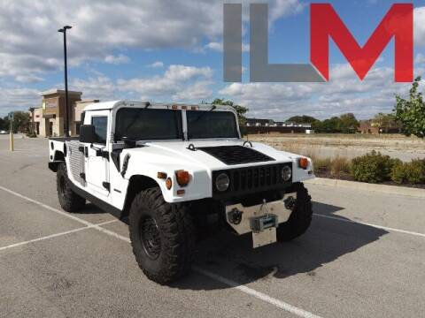 1999 AM General Hummer for sale at INDY LUXURY MOTORSPORTS in Fishers IN