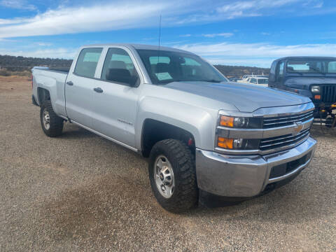 2016 Chevrolet Silverado 2500HD for sale at 4X4 Auto in Cortez CO