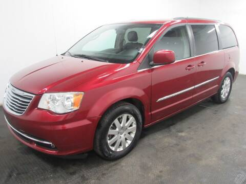 2013 Chrysler Town and Country for sale at Automotive Connection in Fairfield OH